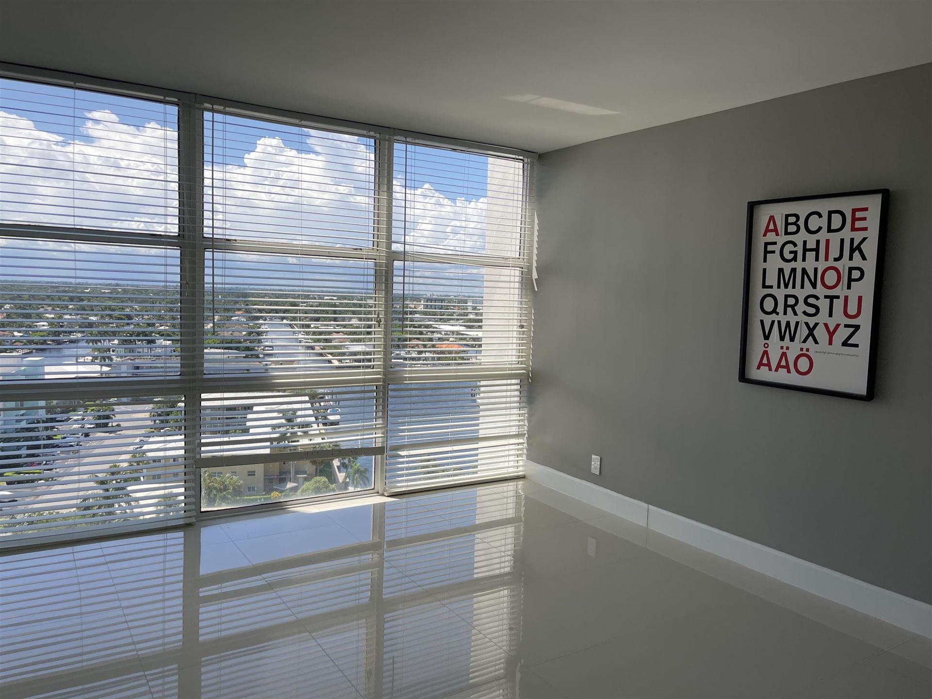 Photo of 2841 N Ocean Boulevard #1505, Fort Lauderdale, FL 33308 (MLS # RX-10746936)