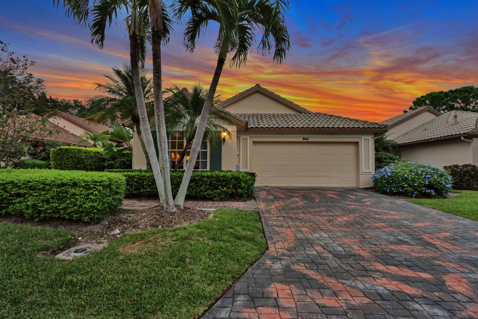 942 Augusta Pointe Drive, Palm Beach Gardens, FL 33418 - MLS#: RX-10751936