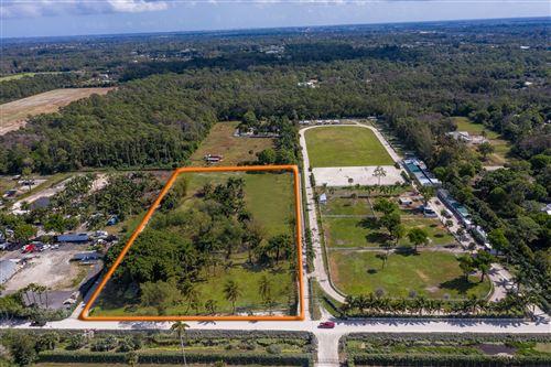 Photo of 1100 D Road #(5 Acres), Loxahatchee Groves, FL 33470 (MLS # RX-10673937)