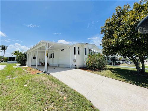 Photo of 3031 Saltbush Lane, Port Saint Lucie, FL 34952 (MLS # RX-10725937)