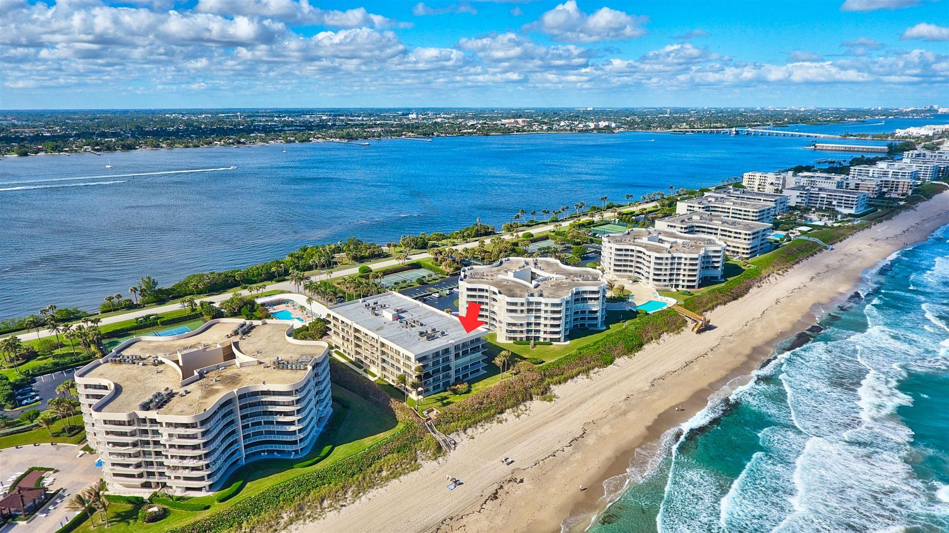 3390 S Ocean Boulevard #404, Palm Beach, FL 33480 - #: RX-10701937