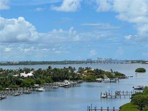 Photo of 3581 S Ocean Boulevard #Ph-F, South Palm Beach, FL 33480 (MLS # RX-10717938)
