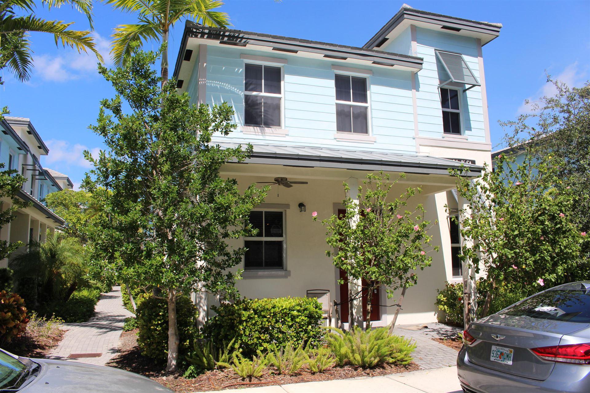 123-A N K Street, Lake Worth, FL 33460 - #: RX-10581938