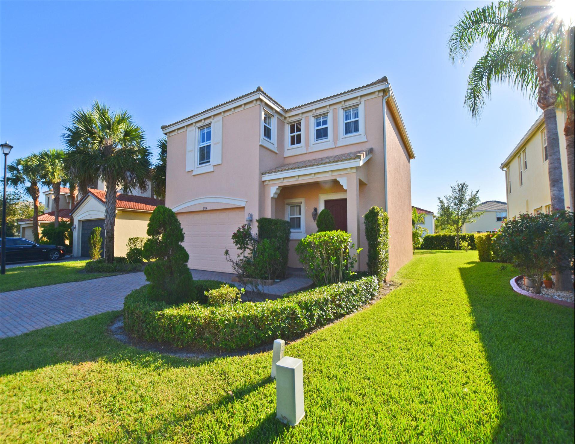 2724 Pienza Circle, Royal Palm Beach, FL 33411 - #: RX-10619938