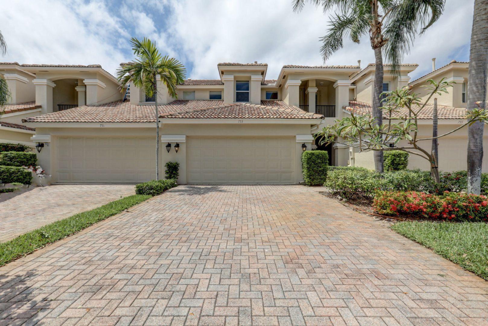753 Cable Beach Lane, West Palm Beach, FL 33410 - #: RX-10626938