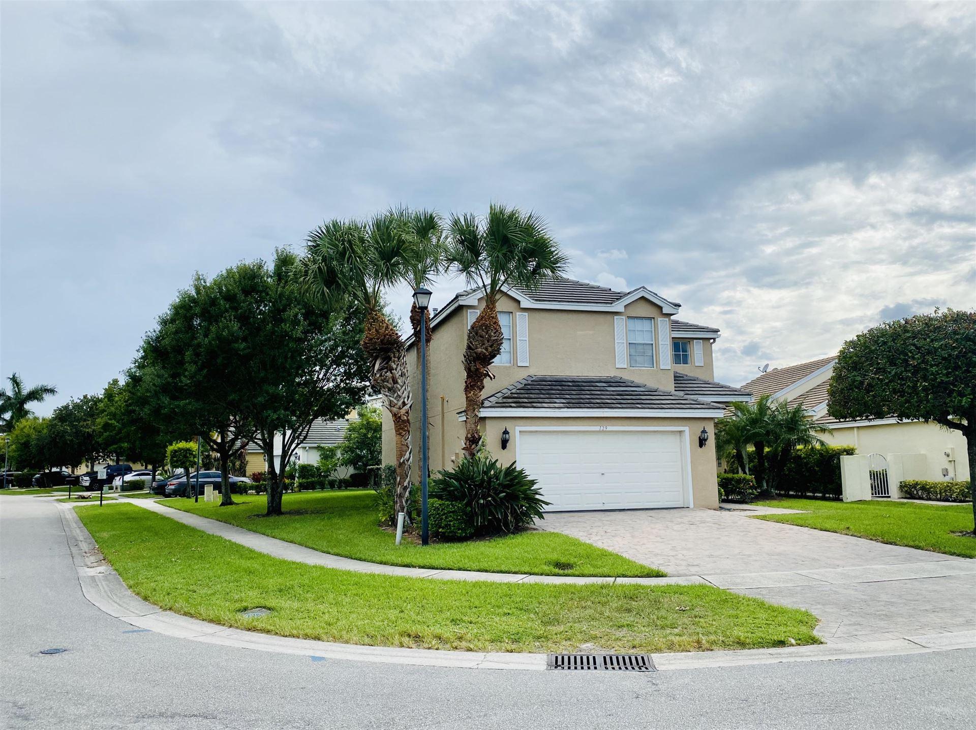 129 Hamilton Terrace, Royal Palm Beach, FL 33414 - #: RX-10628938