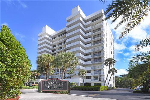 Photo of 4600 S Ocean Boulevard #403, Highland Beach, FL 33487 (MLS # RX-10681939)