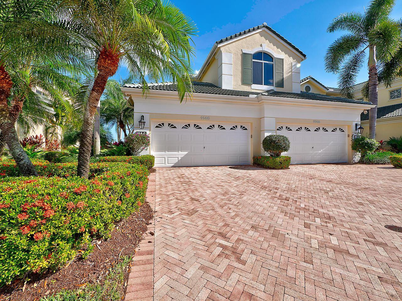 Photo of 114 Palm Point Circle #C, Palm Beach Gardens, FL 33418 (MLS # RX-10595939)
