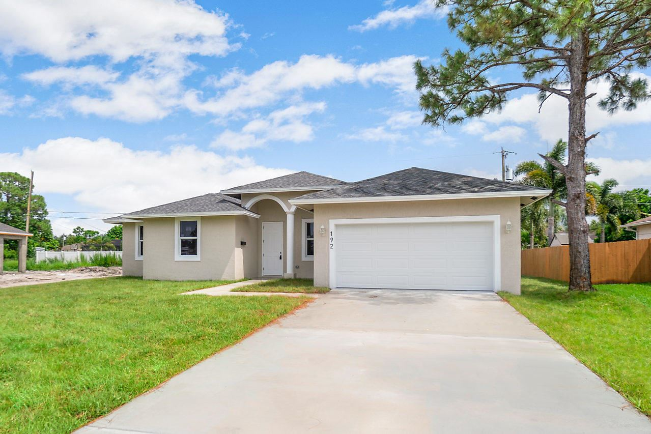 192 SW Glen Road, Port Saint Lucie, FL 34953 - #: RX-10612939