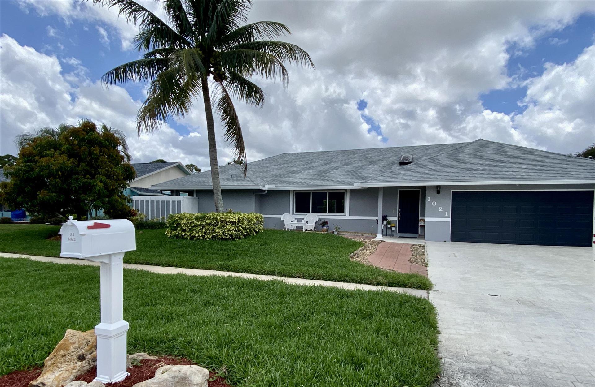 1021 Cherry Lane, Wellington, FL 33414 - MLS#: RX-10706939