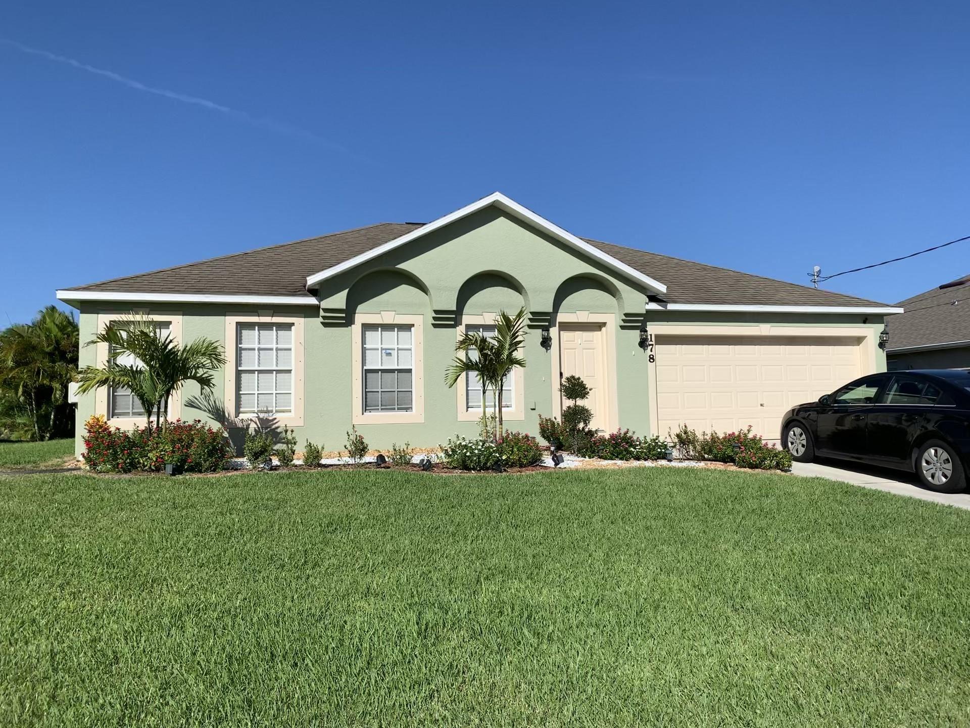 178 SW Wakefield Circle, Port Saint Lucie, FL 34953 - MLS#: RX-10722939