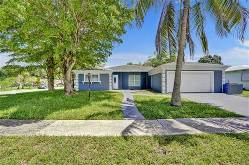 Photo of 4957 SW 7th Court, Margate, FL 33068 (MLS # RX-10632940)