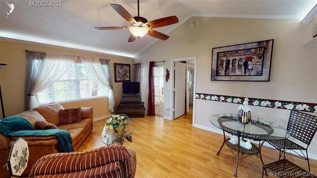 1626 SE Green Acres Circle #J203, Port Saint Lucie, FL 34953 - #: RX-10628940
