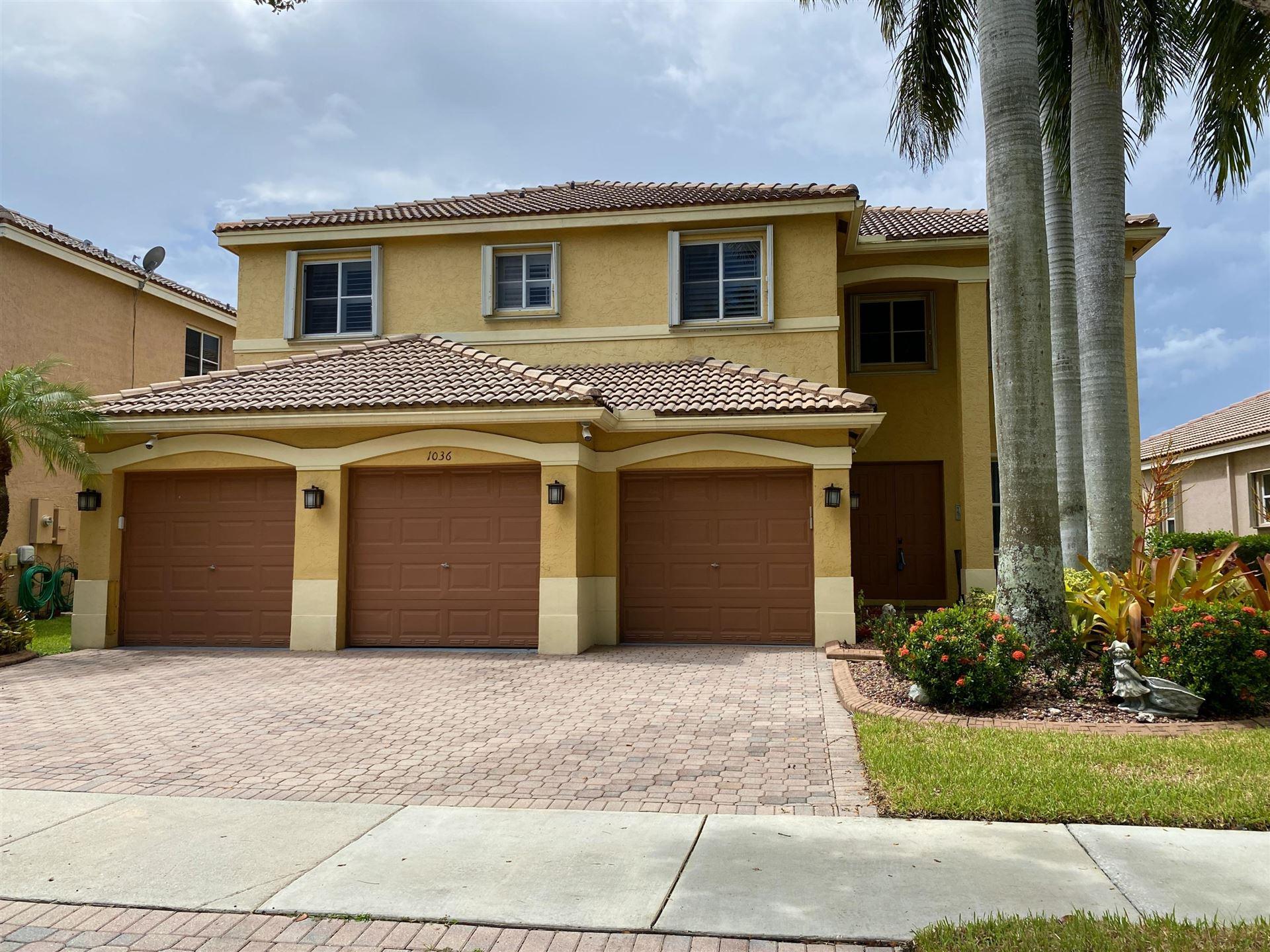 1036 Sunflower Circle, Weston, FL 33327 - #: RX-10652940