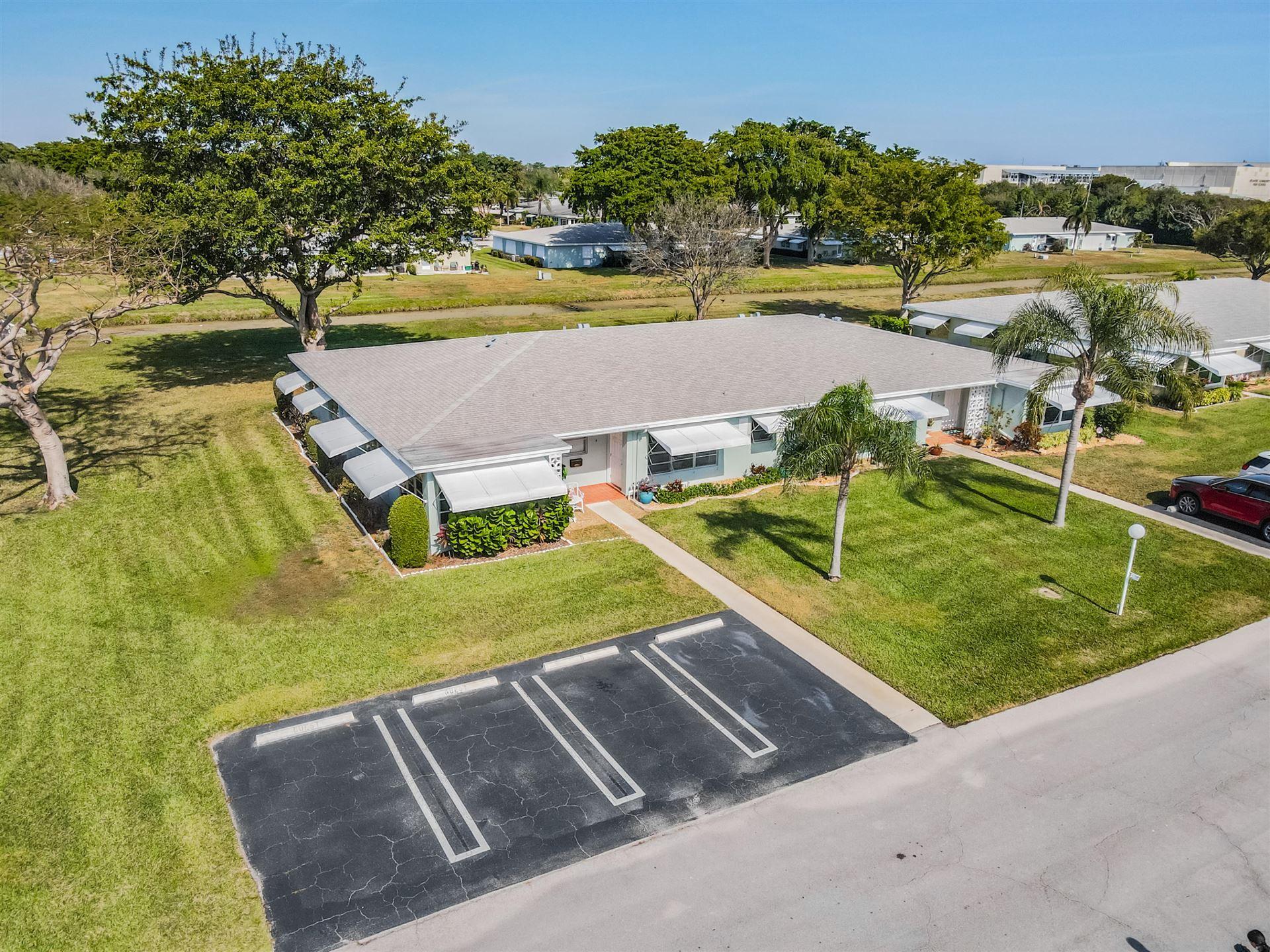 Photo of 235 High Point Court E #B, Delray Beach, FL 33445 (MLS # RX-10686940)