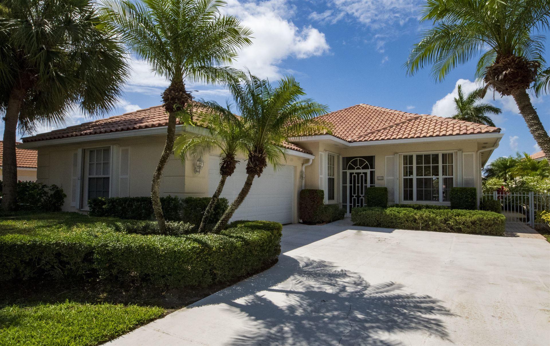 111 Lost Bridge Drive, Palm Beach Gardens, FL 33410 - #: RX-10718940