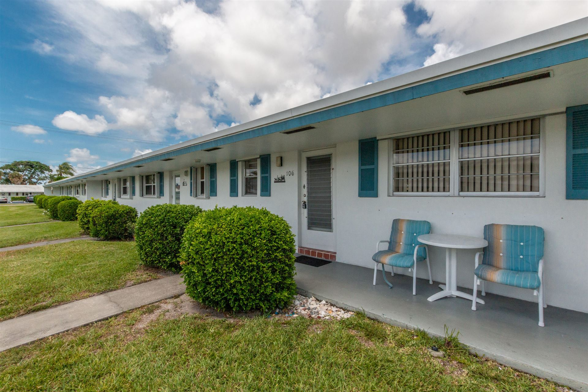 1119 Lake Terrace #106, Boynton Beach, FL 33426 - MLS#: RX-10720940