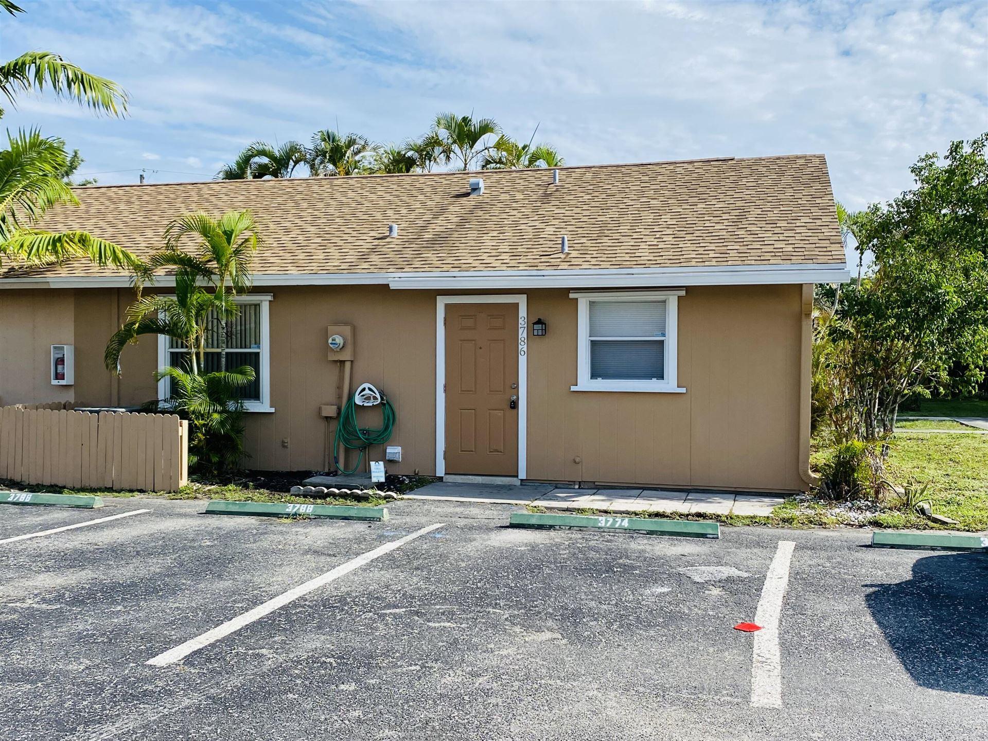 3786 92nd Lane N, West Palm Beach, FL 33403 - #: RX-10723940