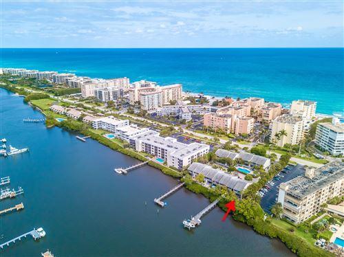 Photo of 3543 S Ocean Boulevard #108, Palm Beach, FL 33480 (MLS # RX-10600941)