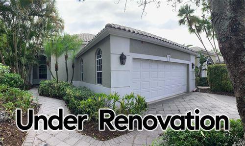 Photo of 16052 Villa Vizcaya Place, Delray Beach, FL 33446 (MLS # RX-10687941)