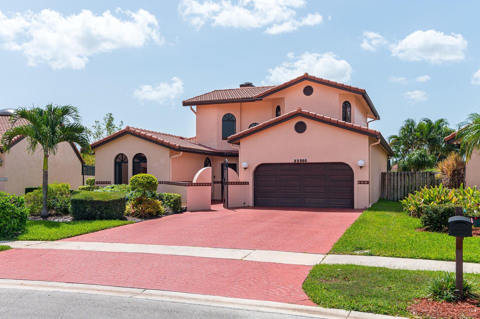 22800 Marbella Circle, Boca Raton, FL 33433 - #: RX-10635941