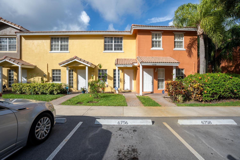 6756 Sienna Club Drive #6756, Lauderhill, FL 33319 - MLS#: RX-10722941