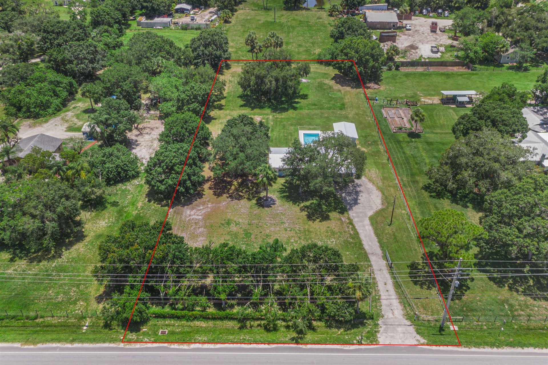 12001 Orange Avenue, Fort Pierce, FL 34945 - MLS#: RX-10731941