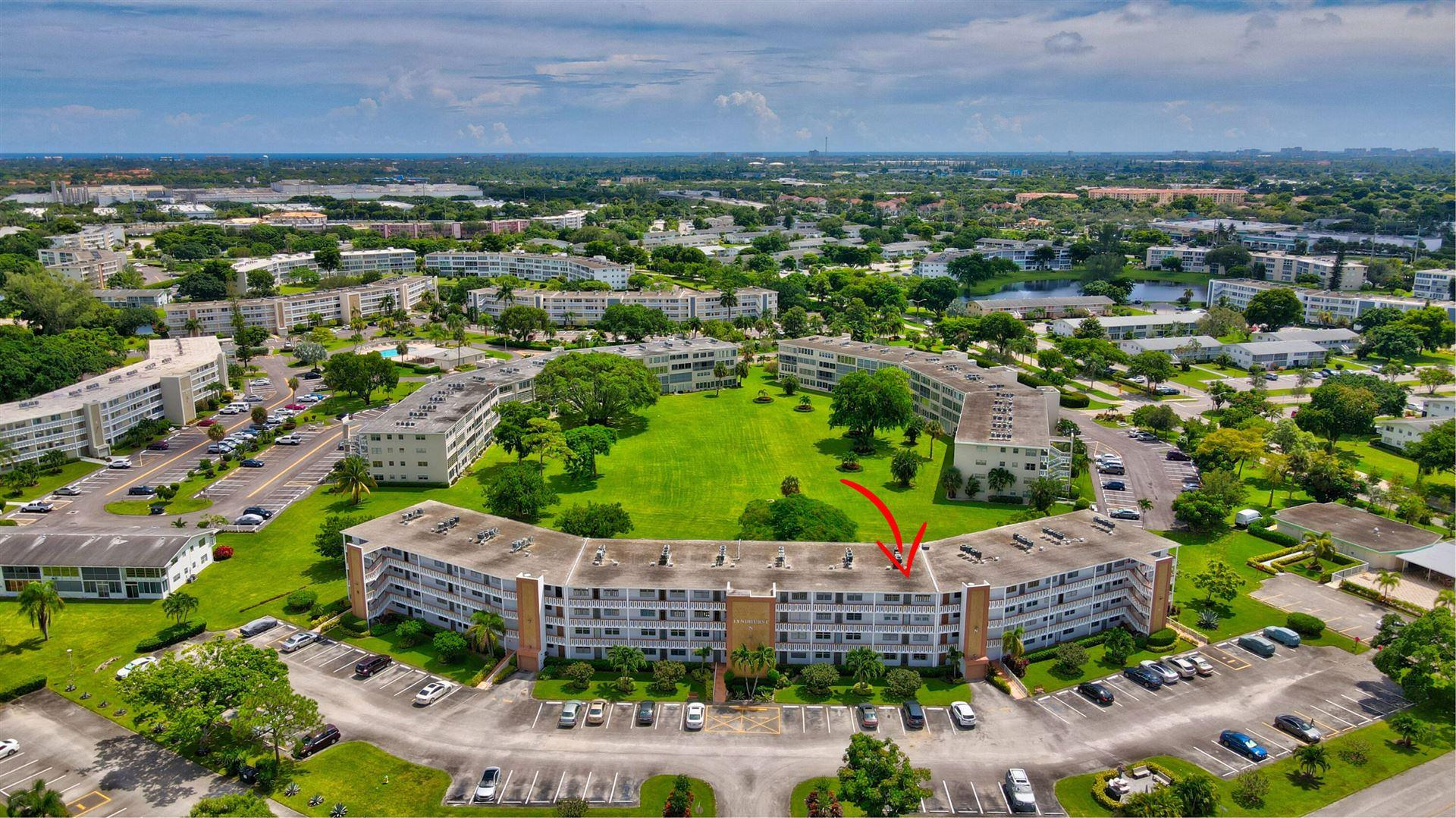 1066 Lyndhurst N N #1066, Deerfield Beach, FL 33442 - MLS#: RX-10746941