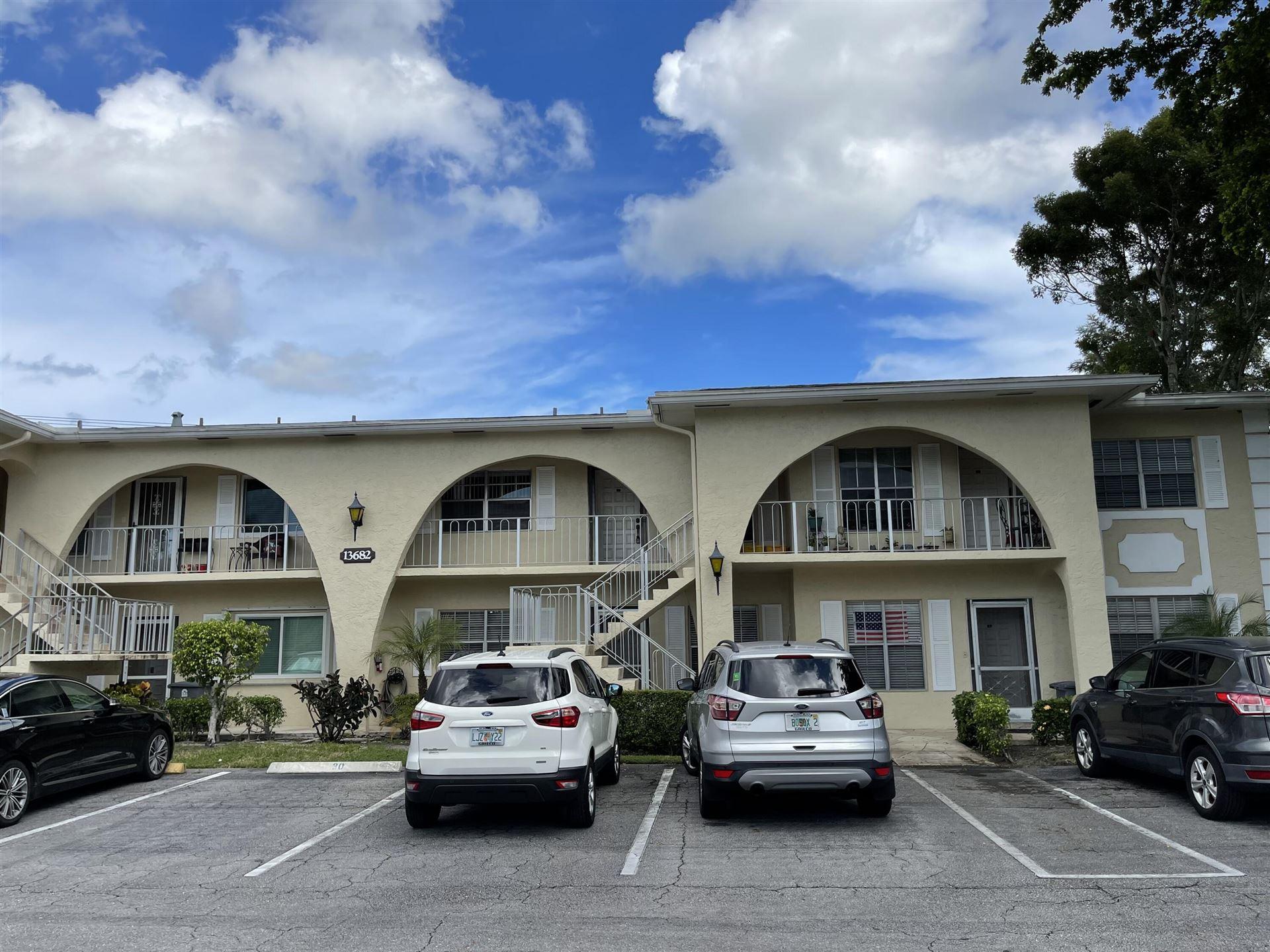 Photo of 13682 Via Flora #G, Delray Beach, FL 33484 (MLS # RX-10747941)