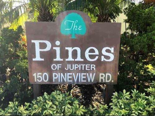 Photo of 150 Pineview Road #C6, Jupiter, FL 33469 (MLS # RX-10656942)