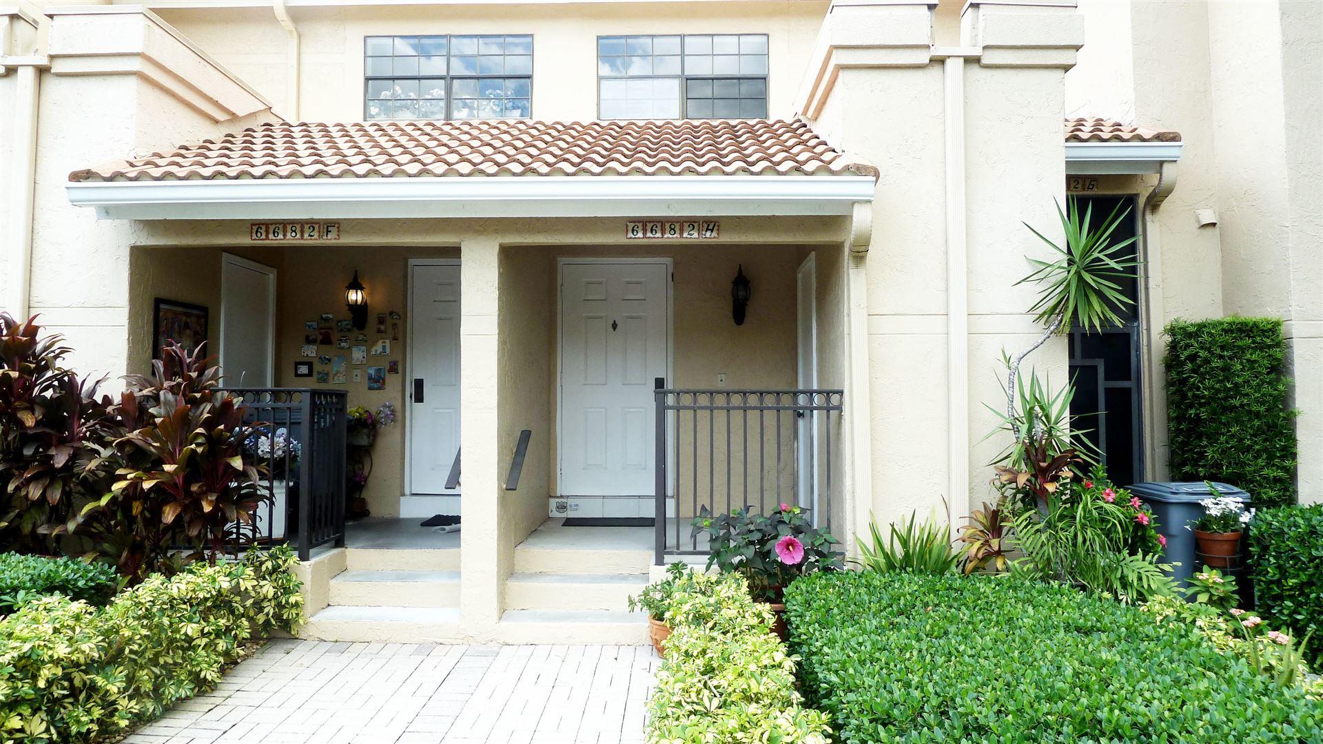 6682 Montego Bay Boulevard #H, Boca Raton, FL 33433 - #: RX-10663942