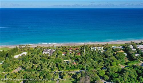 Photo of 265 S Beach Road, Hobe Sound, FL 33455 (MLS # RX-10697943)