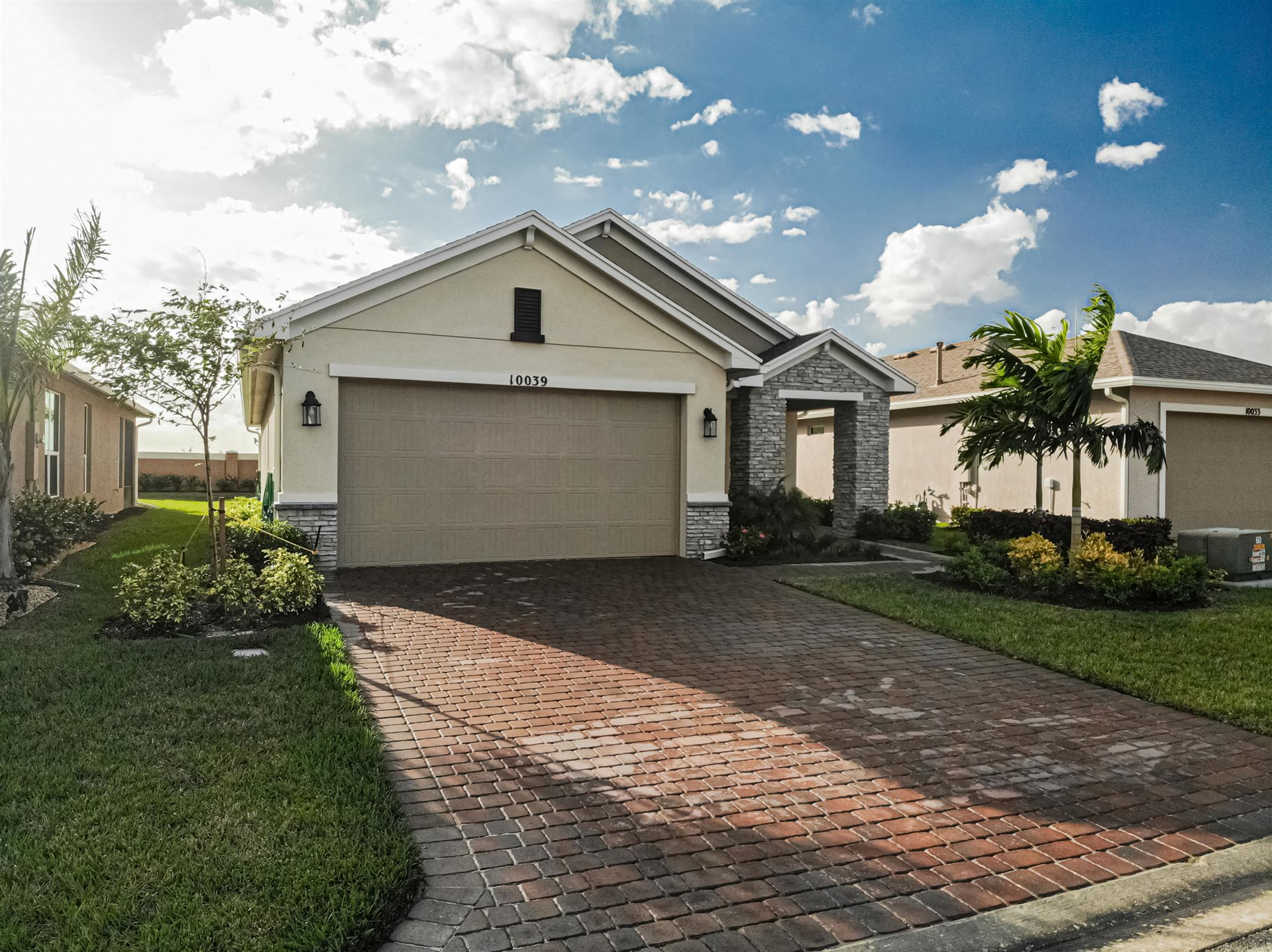 10039 SW Indian Lilac Trail, Port Saint Lucie, FL 34987 - #: RX-10672943