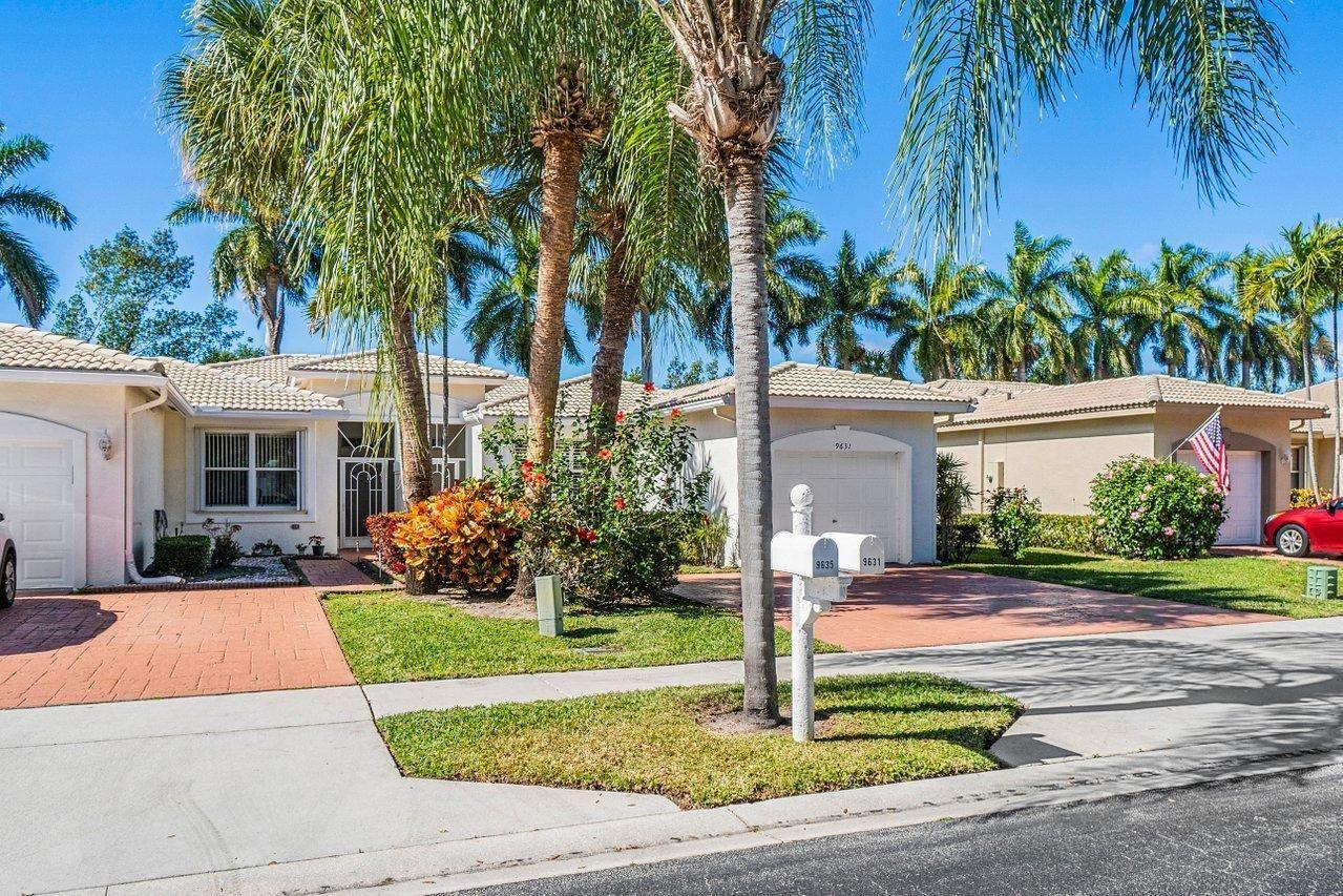 Photo of 9631 Crescent View Drive N, Boynton Beach, FL 33437 (MLS # RX-10686943)