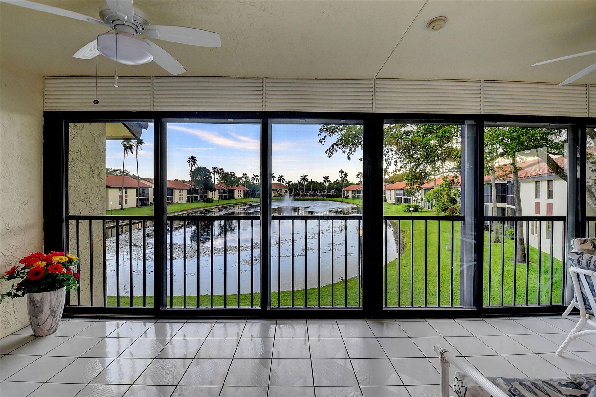 10255 N Circle Lake Drive #202, Boynton Beach, FL 33437 - MLS#: RX-10731943