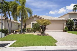 Photo of 7704 Colony Lake Drive, Boynton Beach, FL 33436 (MLS # RX-10519944)