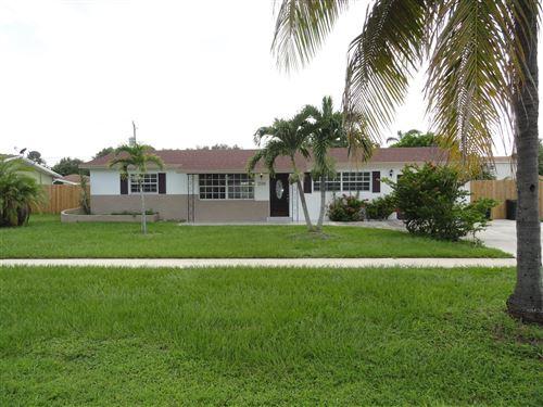 Foto de inmueble con direccion 1599 Julie Tonia Drive West Palm Beach FL 33415 con MLS RX-10642944