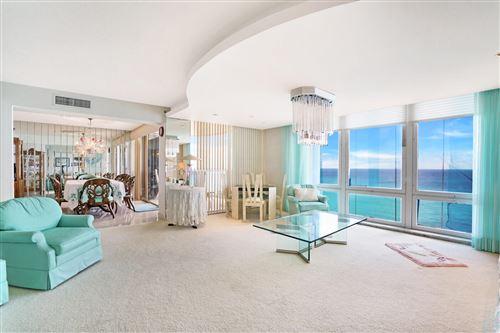 Tiny photo for 5380 N Ocean Drive #16i, Singer Island, FL 33404 (MLS # RX-10738944)