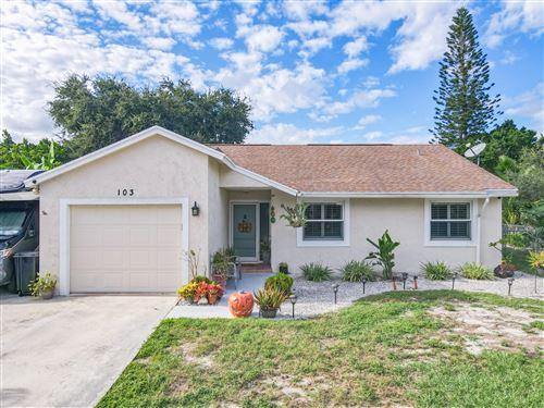Photo of 103 Chadwick Drive, Jupiter, FL 33458 (MLS # RX-10752944)
