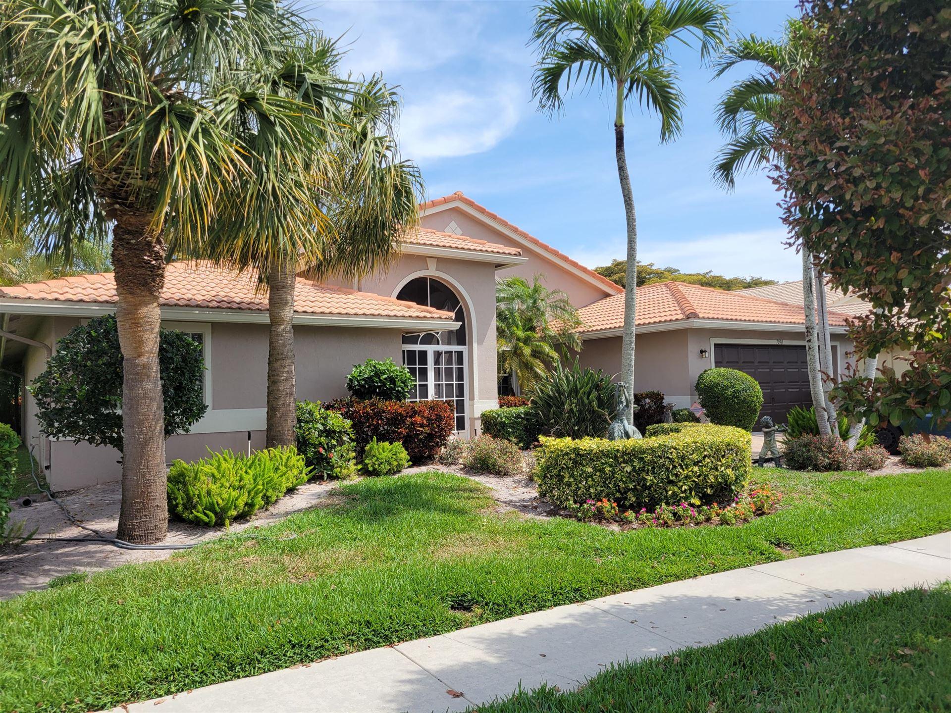 7098 Falls Road E, Boynton Beach, FL 33437 - #: RX-10703944