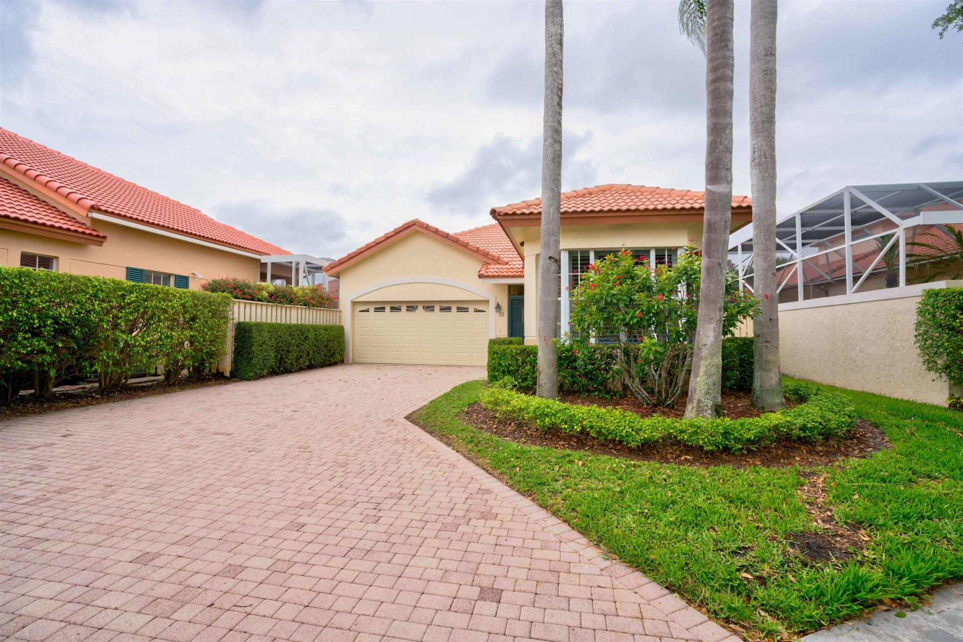 Photo of 73 Spyglass Way, Palm Beach Gardens, FL 33418 (MLS # RX-10709944)