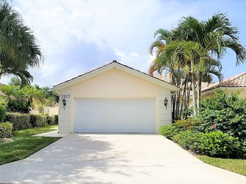 Photo of 7923 Nile River Road, West Palm Beach, FL 33411 (MLS # RX-10634945)