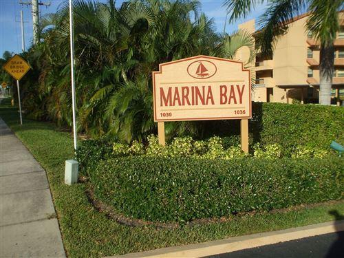 Photo of 1030 U.S. Hwy One #405, North Palm Beach, FL 33408 (MLS # RX-10706945)