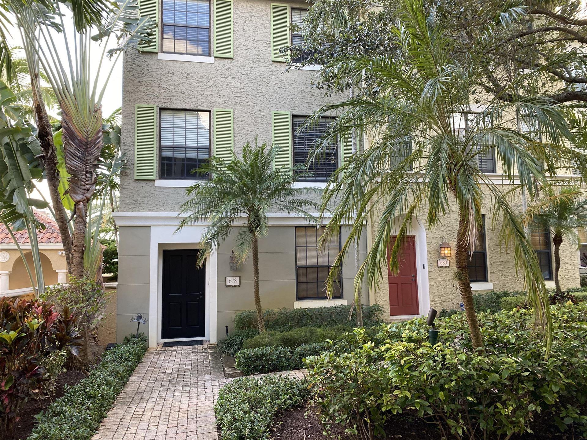 678 Fern Street, West Palm Beach, FL 33401 - #: RX-10672945