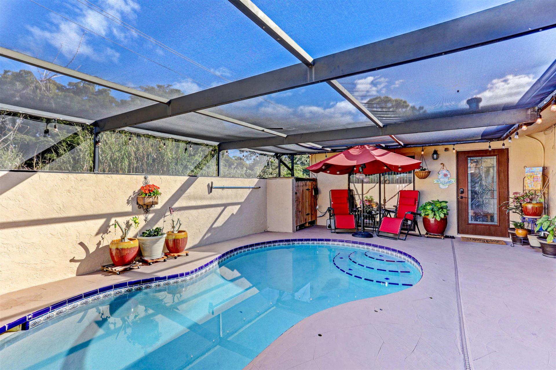 Photo of 4798 Sunny Palm Circle #B, Greenacres, FL 33413 (MLS # RX-10686945)