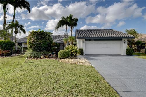 Photo of 10671 Boca Woods Lane, Boca Raton, FL 33428 (MLS # RX-10593946)