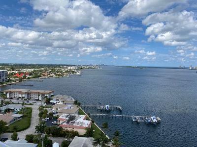 Photo of 2650 Lake Shore Drive #1705, Riviera Beach, FL 33404 (MLS # RX-10754946)