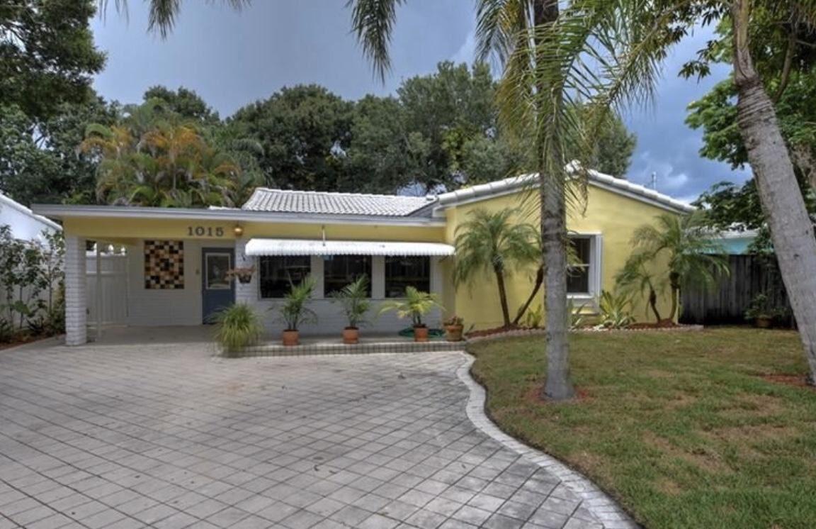 1015 SW 20th Street, Fort Lauderdale, FL 33315 - MLS#: RX-10730946