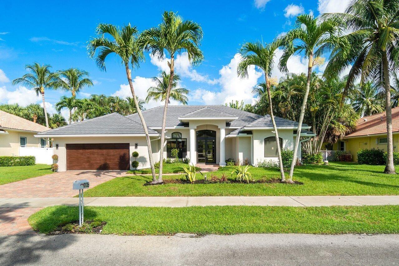 Photo of 3135 Wedgewood Boulevard, Delray Beach, FL 33445 (MLS # RX-10747946)
