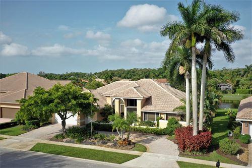 Photo of 17611 Sealakes Drive, Boca Raton, FL 33498 (MLS # RX-10740947)